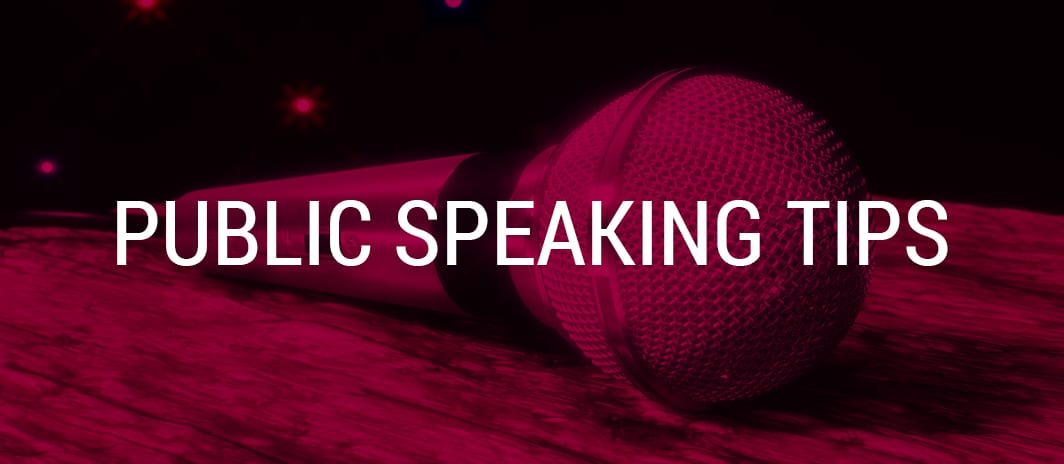nine tips for public speakers who hate public speaking