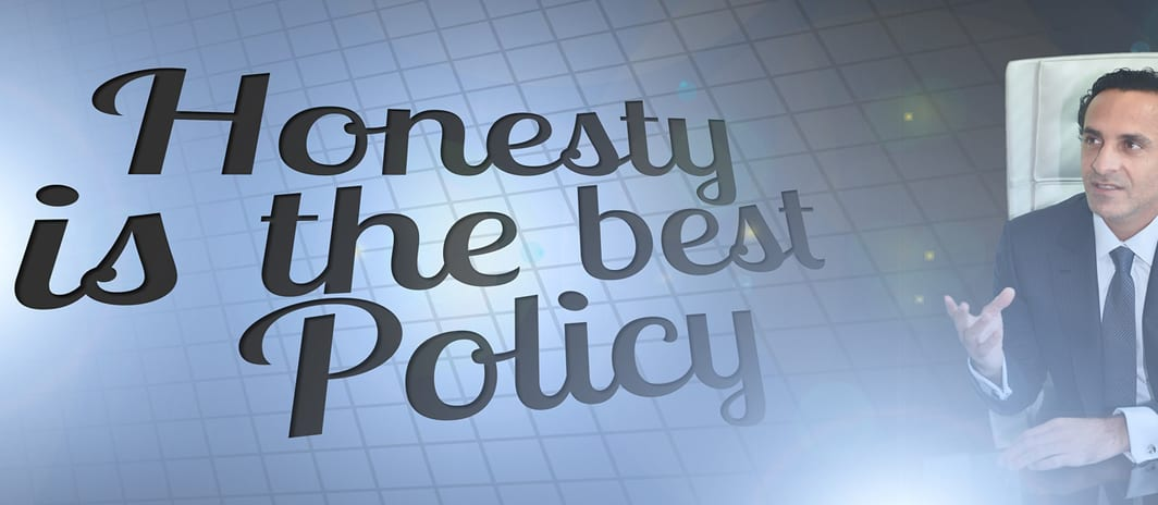 creating honest communication through an authentic apology