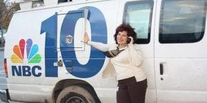 Debbie Goetz with NBC10